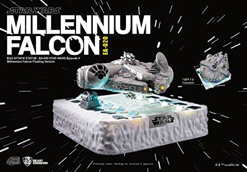 (Beast Kingdom Egg Attack Floating Star Wars Millennium Falcon EA-020 Action Figure)