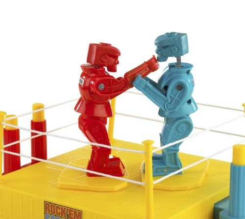 35TH Anniversary Rock 'em Sock 'em Robots Game (Discontinued by manufacturer)