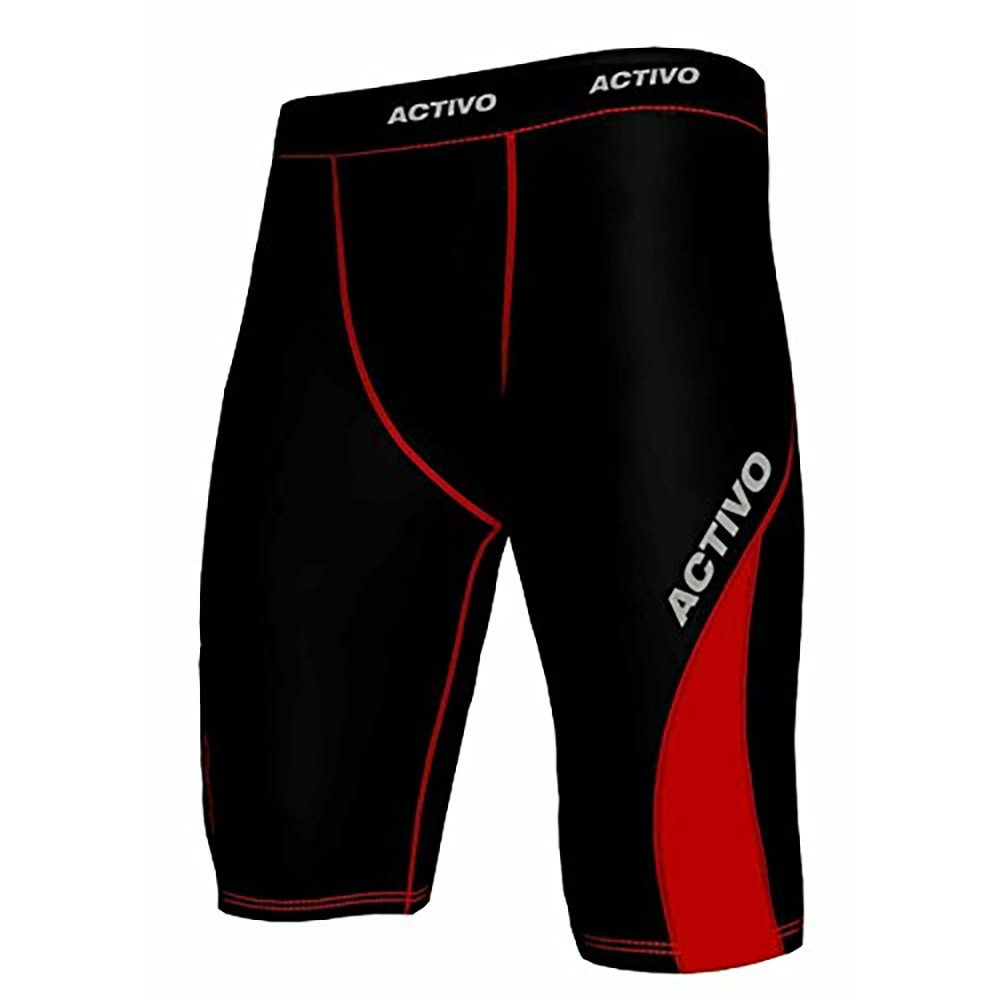 Activo Mens Compression Armour Base Layer Running Shorts