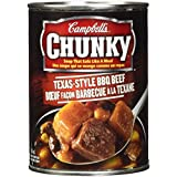 Campbell's Chunky Soup, Texas Style Barbecue Beef, 540ml