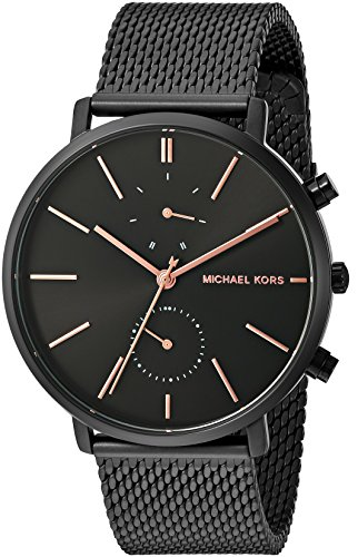 Michael Kors Men's Jaryn Black Watch MK8504