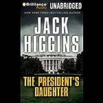 The President's Daughter   Jack Higgins