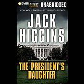 The President's Daughter | Jack Higgins