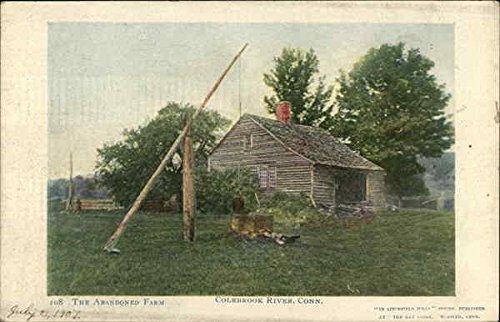 The ABandoned Farm Colebrook River, Connecticut Original Vintage (Abandoned Farm)