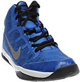 Nike Boys With Out A Doubt Basketball Shoe (6, GAME ROYAL/RFLCT SLVR-WHT-BLCK)