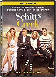 Schitt's Creek: Seasons 1 & 2 [DVD +