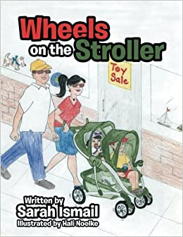 Image result for wheels on the stroller sarah ismail book