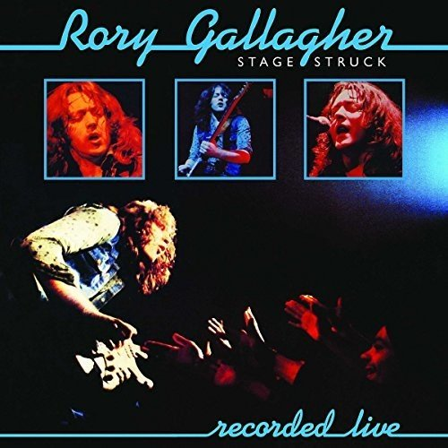 Vinilo : Rory Gallagher - Stage Struck (United Kingdom - Import)