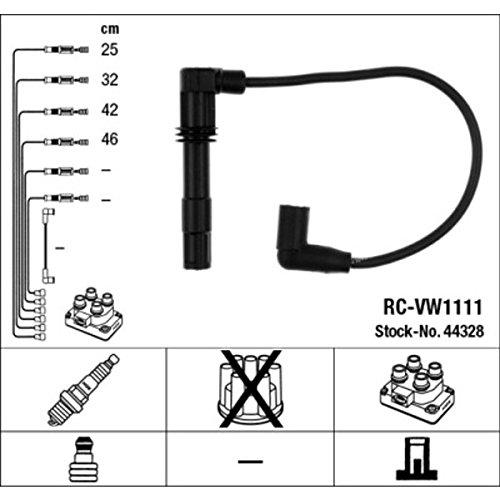 NGK 44328 Juego de cables de encendido