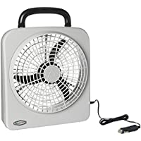 RoadPro RP8000 10' Indoor/Outdoor Dual Power Fan