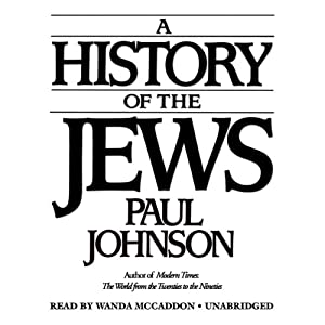 A History of the Jews Audiobook