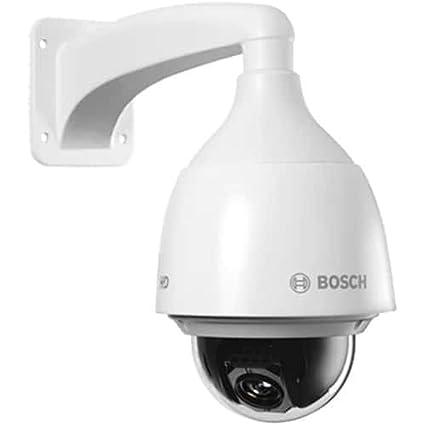 Bosch cámara domo PTZ para exterior y zoom óptico de 30x
