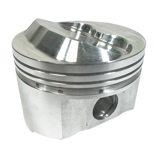 (Sportsman Racing Products 212157 +18cc Domed Piston Set for Big Block Chevy)