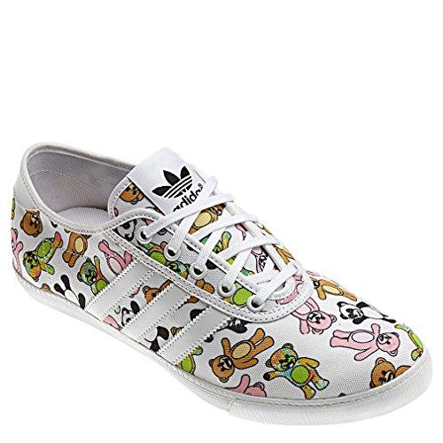 Adidas Sneaker JS P-SOLE , Weiß , By Jeremy Scott , Q23665 (4 1/2)
