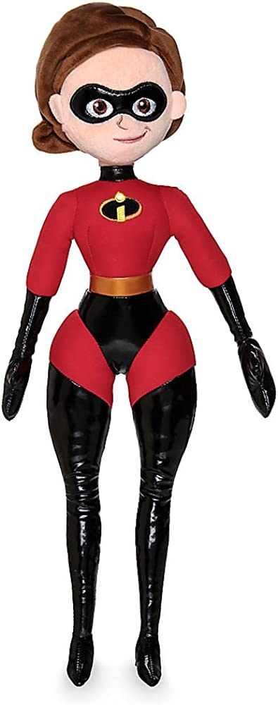 "16/"" Tall NWT Genuine Incredibles 2 Elastigirl Plush Doll Toy"