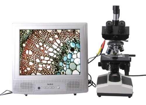 OMAX Microscope Color Digital Camera for TV Display by OMAX (Image #3)