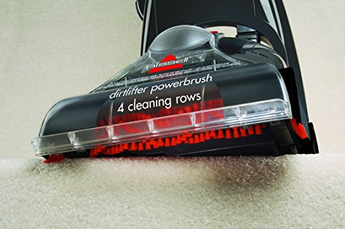 BISSELL StainPro 4 Carpet and Upholstery Washer with hose and tools, Oxy Action, 800W