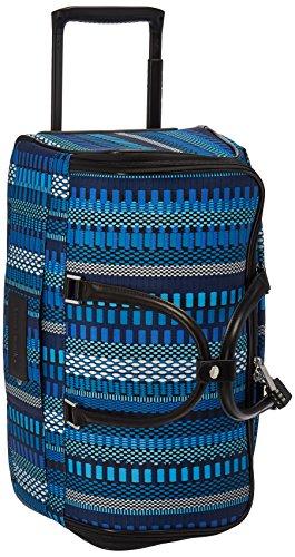 Women s Blue Gym Sport Tote Handbag Weekender Travel Duffels Purse on Sale