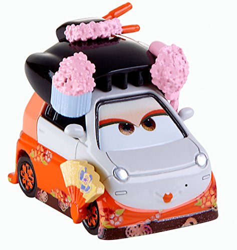Disney/Pixar Cars Okuni Diecast Vehicle