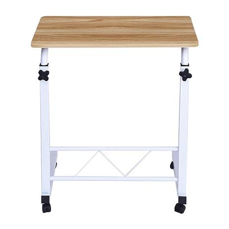 Tremendous Amazon Com Libison Computer Desk Bedside Table Household Interior Design Ideas Tzicisoteloinfo