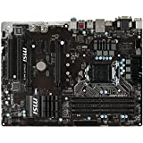 MSI Pro Solution Intel Z170A  LGA 1151 DDR4 USB 3.1 ATX Motherboard (Z170A PC Mate)
