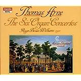 The Six Organ Concertos - Thomas Arne