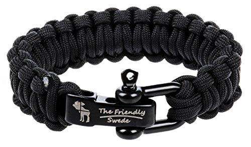 the-friendly-swede-tm-premium-paracord-survival-bracelet-with-stainless-steel-d-shackle-adjustable-s