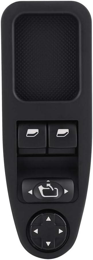 Electric Window Switch Auto Power Master Window Control Button 6554.ZJ Auto Window Regulator Switch