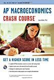 img - for AP  Macroeconomics Crash Course Book + Online (Advanced Placement (AP) Crash Course) book / textbook / text book