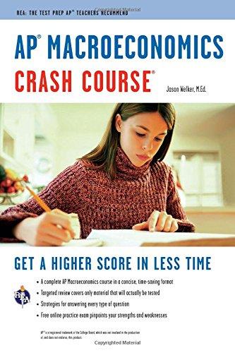 AP® Macroeconomics Crash Course Book + Online (Advanced Placement (AP) Crash - Luxury Online