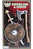 Forum Novelties Child Viking Sword, Ax and Shield Costume Accessory