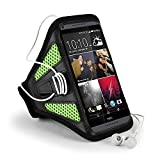 "Best Blackberry-att-smartphones - Unisex Jogging Running Sports Armband Cellphone Case 4.7"" Review"