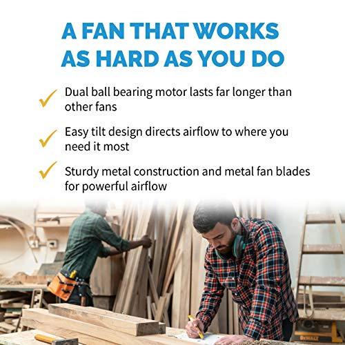 Buy wall mount fan construction