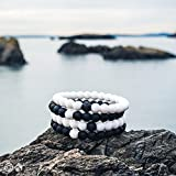 Black & White Lokai Pair