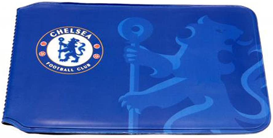 Official CHELSEA FC Oyster Rail ID Credit PVC CARD HOLDER Wallet