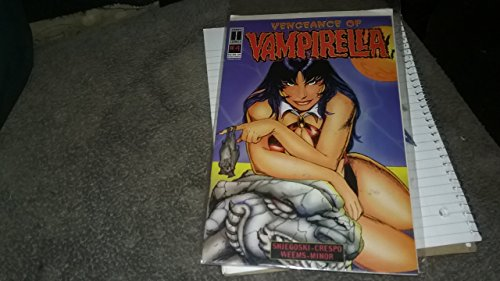 Vengeance of Vampirella #4 Comic Book -