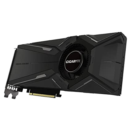 Amazon.com: Gigabyte GeForce RTX 2080 Turbo Fan 8G Ggdr6 Turbo Fan DisplayPort 1.4 HDMI 2.0B USB Type-C Graphic Card (GV-N2080TURBO-8GC): Computers & ...