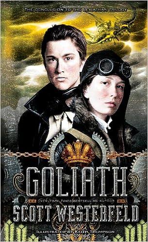 Goliath (Leviathan, Book 3)