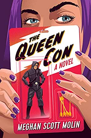 The Queen Con (The Golden Arrow Mysteries Book 2) - Kindle
