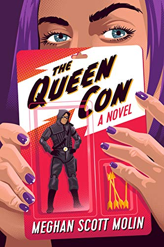 The Queen Con (The Golden Arrow Mysteries Book -