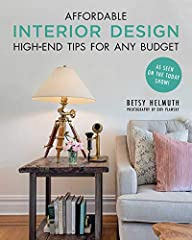 It's time to start living in the home of your dreams without maxing out your credit cards. Learn how with Affordable Interior Design!Homeowners and renters of all means dream of having a beautiful home. Television experts makes it look so eas...