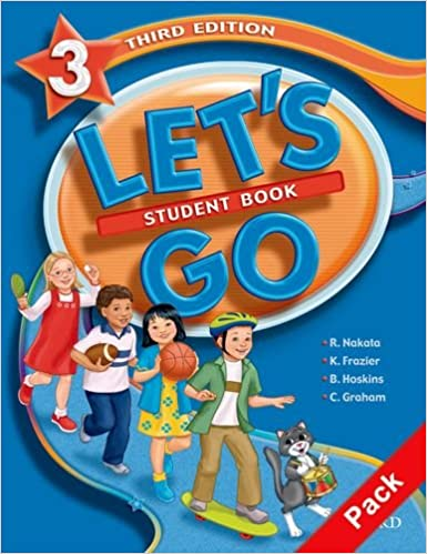 Download online Let's Go: 3: Student Book and Workbook PDF, azw (Kindle), ePub