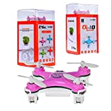 Hot 4 wings Toy Remote Control Airplanes 2.4 GHZ Helicopter Quadcopter Kid Purple