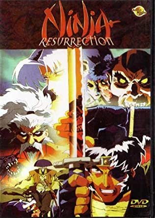 Amazon.com: Ninja Resurrection: Tesshô Genda, Ryôtarô Okiayu ...