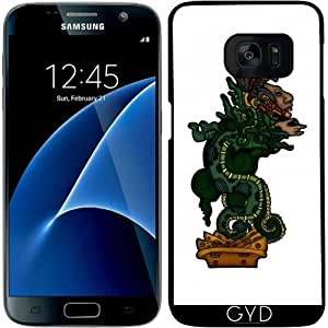 Funda para Samsung Galaxy S7 - Dios Serpiente Maya by Adamzworld