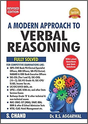 Rs Aggarwal Logical Reasoning Ebook