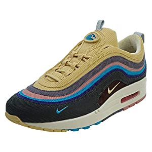 Best Epic Trends 51w4vCD7QvL._SS300_ Nike Air Max 1/97 Sean Wotherspoon (Extra Lace Set Only) Style: AJ4219-400 Size: 6