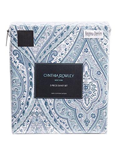 Cynthia Rowley Bohemian Duvet Cover Luxury Boho Style Vib...