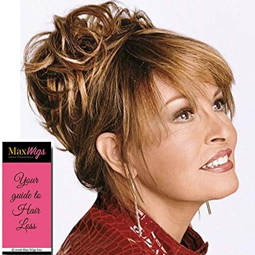 (Aperitif Hair Bun Color R1621S+ GLAZED SAND - Raquel Welch Hairpiece 5-6