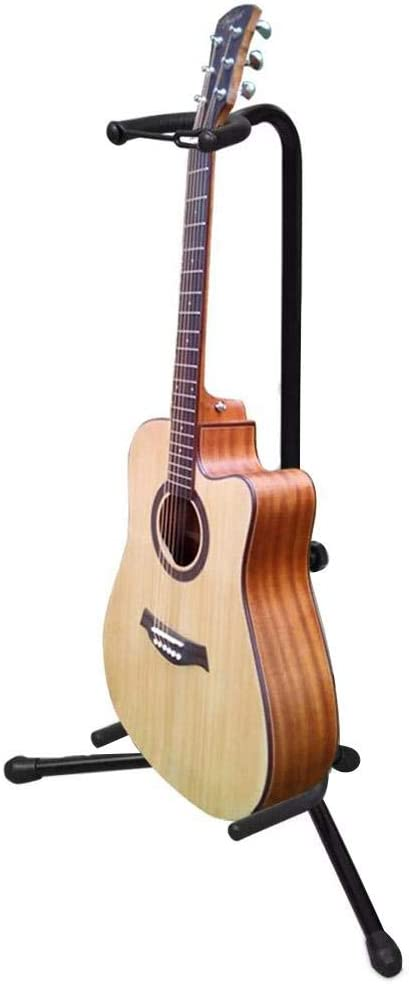 Soporte para guitarra, altura ajustable, soporte de guitarra doble ...